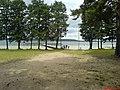 Warchały, plaża nad jeziorem Świętajno Narckie (panoramio).jpg