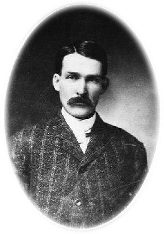 Warren Earp - Warren Baxter Earp