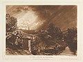 Water Cress Gatherers, Rails Head Ferry Bridge, Twickenham (Liber Studiorum, part XIII, plate 62) MET DP821598.jpg