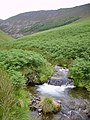 Waterfall, Rigg Beck - geograph.org.uk - 497491.jpg