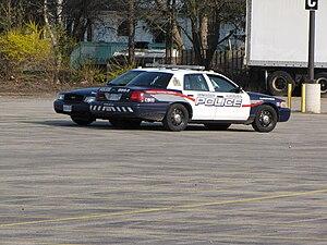 Waterloo Regional Police Service - Waterloo Regional Police Cruisers