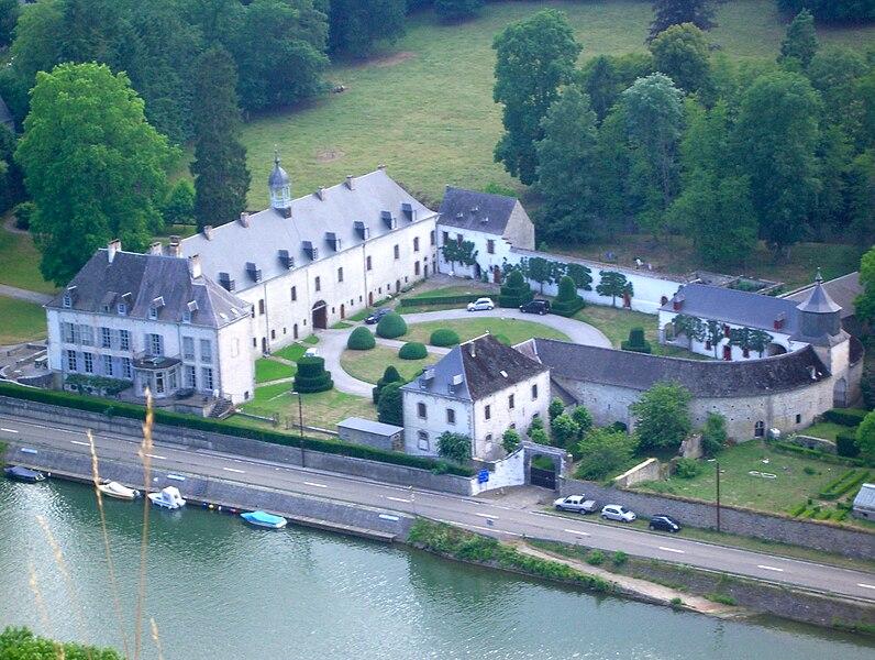 Det tidligere klosteret Waulsort
