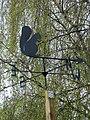 Weather vane, Iping - geograph.org.uk - 1271091.jpg