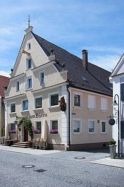 Hauptstraße in Neu-Ulm