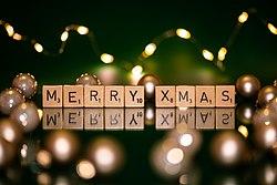 """Weihnachten, Schriftzug """"MERRY XMAS"""" -- 2020 -- 3710.jpg"""