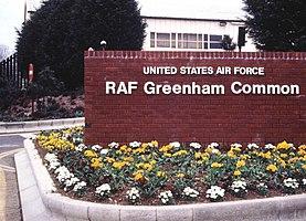 RAF Greenham Common