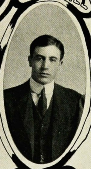 John Wells Farley - Farley pictured in The Prism 1905, Maine yearbook