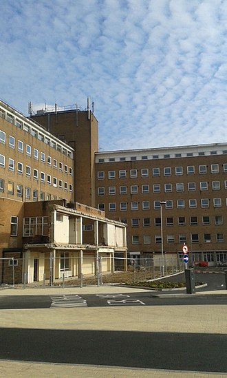 Welwyn Garden City - The Queen Elizabeth II Hospital