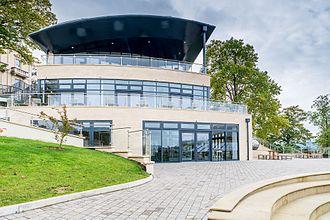 King Edward's School, Bath - Wessex Building, King Edward's School, Bath