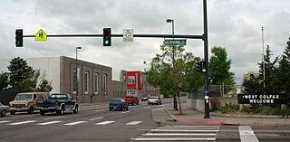 West Colfax, Denver