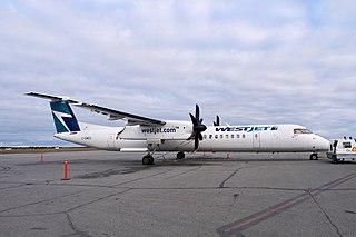 WestJet Encore Canadian regional airline owned by WestJet Airlines, Ltd.
