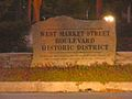 West Market Street Boulevard Historic District.JPG