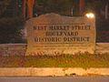 West Market Street Boulevard Historic District.JPG