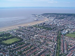 Weston-super-Mare Human settlement in England