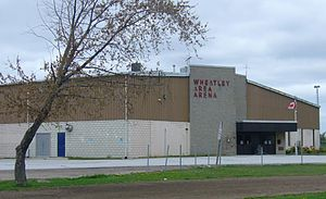 Wheatley, Ontario - Wheatley's NHL approved Area Arena