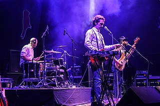 WhoMadeWho band from Denmark