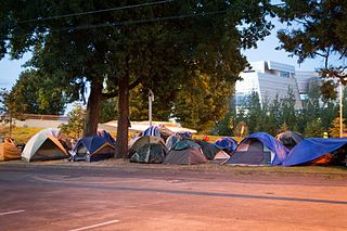 Homelessness in Oregon