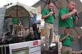 Wiener Tafel 20100618 067ff Christoph Fälbl performance.jpg