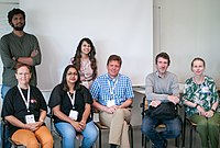 Wikimania 2019 Multimedia Space, Stockholm (P1090699).jpg
