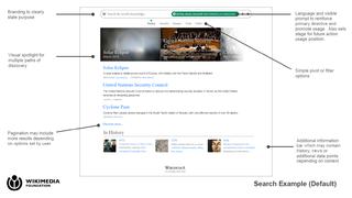 Knowledge Engine (Wikimedia Foundation) Search engine project