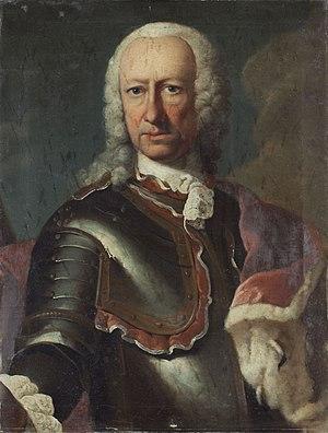 William, Landgrave of Hesse-Philippsthal-Barchfeld - Image: Wilhelm, Landgraf von Hessen Philippsthal Barchfeld