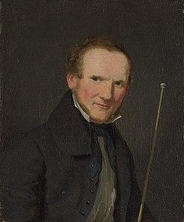 Wilhelm Bendz Danish artist