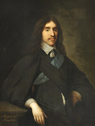 William Hamilton, 2nd Duke of Hamilton - William Hamilton had no sons and, upon his death, the dukedom of Hamilton devolved on his eldest surviving niece.