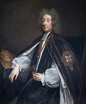 William Talbot (bishop) - William Talbot by Sir Godfrey Kneller