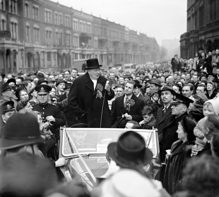 Winston Churchill 1949