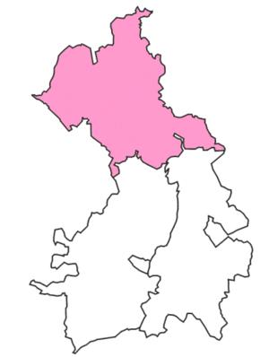 Wisbech (UK Parliament constituency) - Wisbech in Cambridgeshire 1885-1918