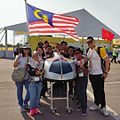 With Team UiTM Shah Alam after flag off. -uitmecosprint -shellecomarathon -makethefuture (32640198994).jpg