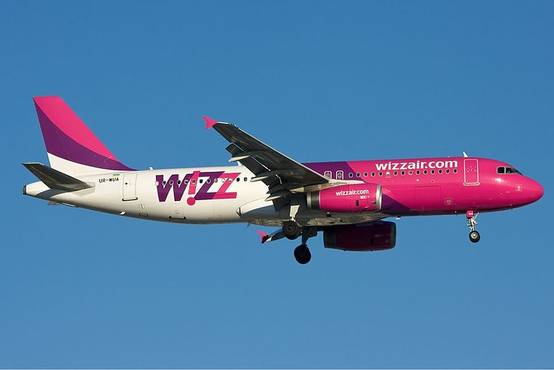 Wizz Air Ukraine Airbus A320 Simonjpg