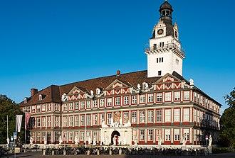 Julius, Duke of Brunswick-Lüneburg - Wolfenbüttel Castle