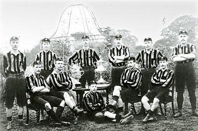 Состав команды вулверхэмптон 1888 89
