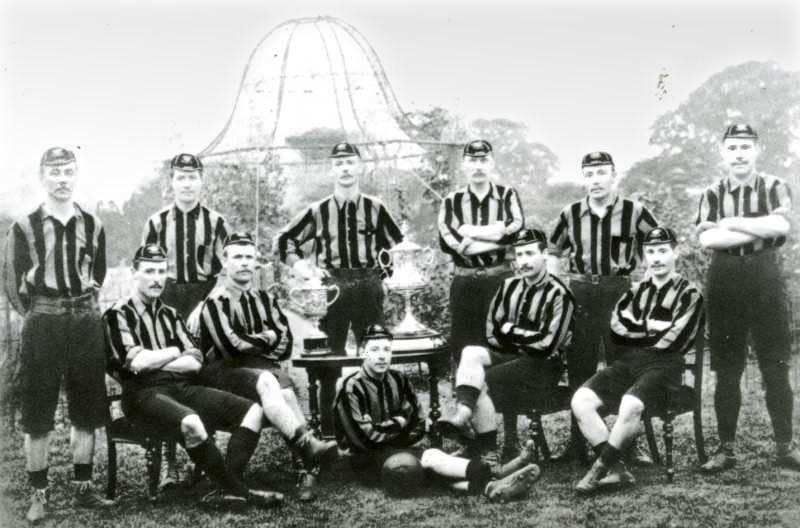 Wolverhampton wanderers 1893