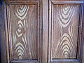 Wood grain was drawn in the Paint.JPG