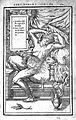 Woodcut; uterus, circa 1530-1545. Wellcome L0001526.jpg