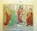 Woodcut illustration of Hortensia pleading her case before the triumvirs - Penn Provenance Project.jpg