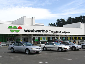 Woolworths (New Zealand) - Woolworths Wanganui now a Countdown