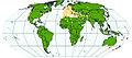 World Distribution of Chenopodium vulvaria.jpg