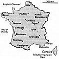 World Factbook (1990) France.jpg