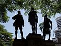 World War II memorial at Kenyatta Avenue Nairobi.jpg
