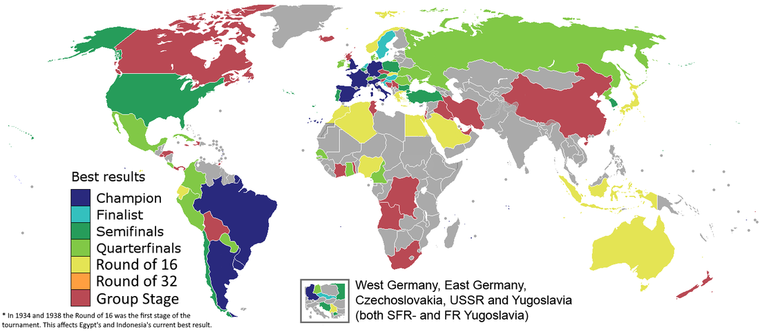 Map of countries' best results World cup countries best results and hosts.PNG