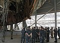 Wreckage of the Republic of Korea (ROK) ship Cheonan.jpg