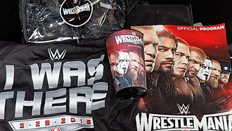 WrestleMania 31 - WrestleMania 31 merchandise