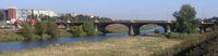 Most Osobowicki - widok od po�udniowego zachodu