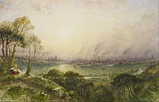Wyld, William - Manchester from Kersal Moor, with rustic figures and goats - Google Art Project.jpg