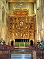Wymondham Abbey - the chancel - geograph.org.uk - 1962583.jpg