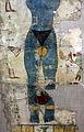 Xxvi dinastia, sudario intela stuccata e dipinta, 03.JPG