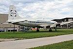 YU-AFF Douglas DC6 Adria Ljubljana 08-07-17 (36273513676).jpg